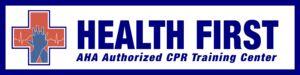 Health First Training Logo